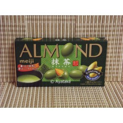 Almond - matcha