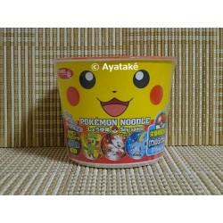 Nouille Pokémon (sauce soja)