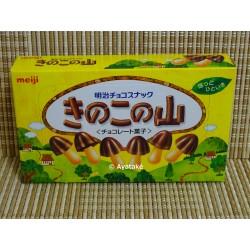 Kinoko no yama - chocolat